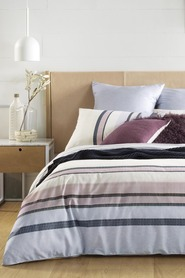 SHERIDAN Stanmore Cotton Sateen Quilt Cover Set QB
