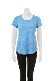 LMA ACTIVE Womens burnout tee
