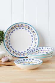Casa domani 5pc firenze pasta set