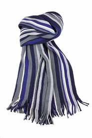 Dents multistripe scarf 72-0012