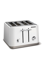 MORPHY RICHARDS Aspect 4 Slice Toaster White