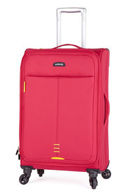 Paklite feather 71cm trolley case red