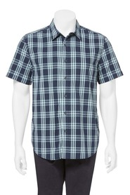 Highlander bold check ss shirt 06hs352