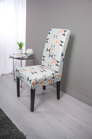 Surefit hugo print dining chair cover