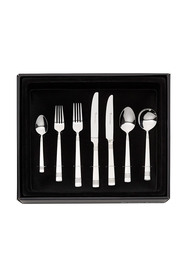 STANLEY  ROGERS Virginia 42pce Stainless Steel Cutlery Set