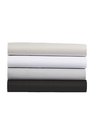 PHASE 2 300 Thread Count Cotton Percale Sheet Set KSB