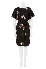 KHOKO SMART Alexa Floral Print Dress