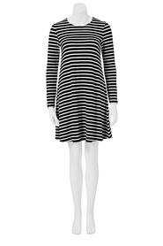 KHOKO COLLECTION Filipa Stripe  Dress