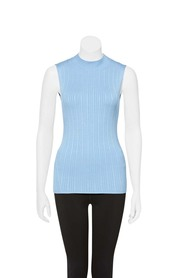 Khoko sleeveless rib jumper o6yv367