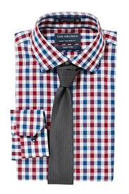 VAN HEUSEN Large Check Shirt