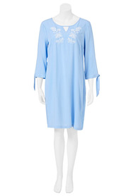 SAVANNAH Helen Tie Sleeve Dress