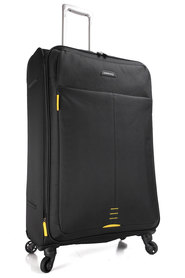 Paklite feather 81cm trolley case black