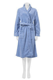 KHOKO Fleece gown