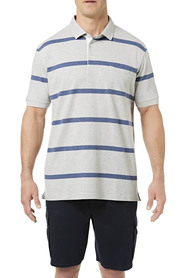 Threadstone stripe pk polo h0115a
