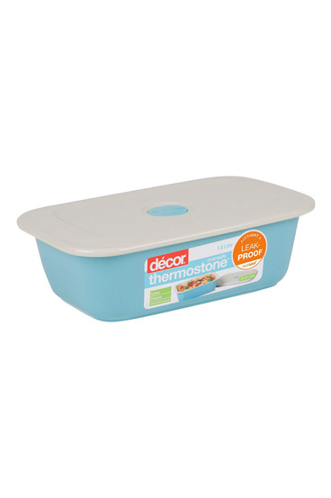 Decor thermostone baker w/lid 1.8l