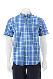 Highlander check ss shirt 06hs384