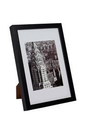 Lifestyl brnd icon 8x12 frame w/open blk