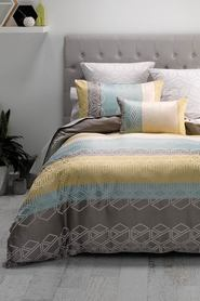 LINEN HOUSE Stockholm quilt cover set qb