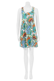 CHERRYLANE TROPICS ACTION DRESS 77731HB