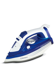 Westhouse steam iron 130g shot whir04wb