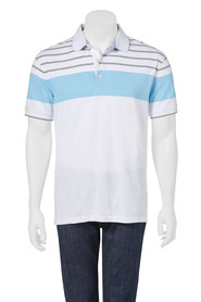 HIGHLANDER STRIPE POLO X7HP168