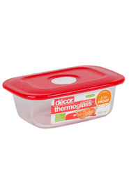 DECOR  Thermo Realseal 500Ml Oblong Baker