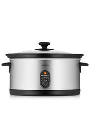 Sunbeam slow-cook hp5520 5.5ltr br-s/s