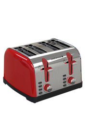 S+nobel4sl toaster red hta-3220rd