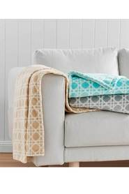 Odyssey living marta super soft throw