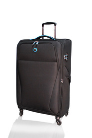 Tosca trafalgar black 48cm trolley case