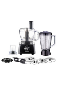 S+N FOOD PROCESSOR WITH BLNDR BLK SNFPB