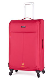 Paklite feather 81cm trolley case red