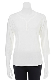 KHOKO Sleep henley top