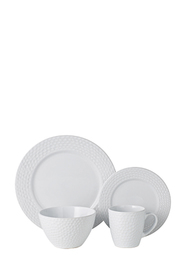 4WALLS 16PC MELIE WHITE DINNERSET