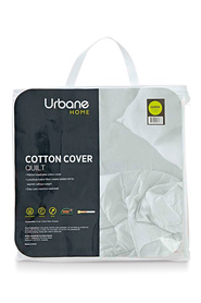 URBANE HOME Cotton Cover Quilt DB