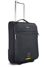 Paklite feather 2wd trolley case black