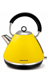 M/ RICHARDS 102025 PYRAMID KETTLE YELLOW