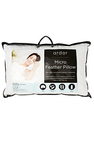 ARDOR Micro Feather Pillow 70x45cm