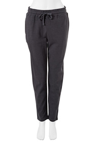 LMA ACTIVE Womens Cotton Blend Marle Trackpant