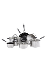 RACO 7Pc reliance stainless steel cookset