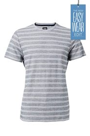 URBAN JEANS CO Jacquard crew neck tshirt