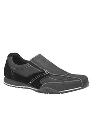 Hush pup revive leather slip on leisure