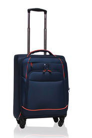 Tosca skyhigh trolleycase 48cm navy