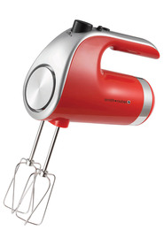 SMITH & NOBEL Hand Mixer Red