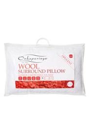ONKAPARINGA Wool Surround Pillow 48x73cm