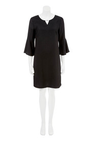 KHOKO SMART Fiona 3/4 Flute Sleeve Dress