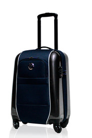 Tosca discovery navy 50cm trolley case
