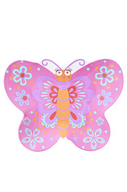 Soren kids mm shaped plate butterfly