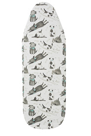 Mozi mutts ironing board cover