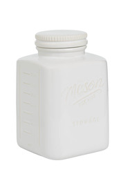 S+n mason wht canister 1.75l 13x19cm